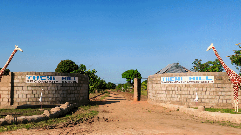 Themi Hill Secondary School Views